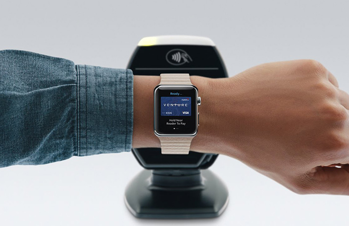 Wearables are transforming how we pay in-store