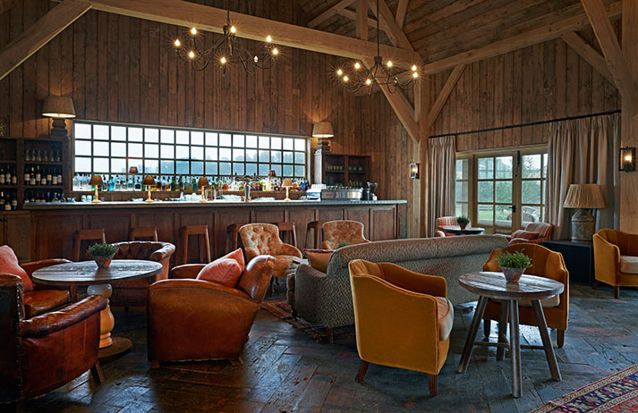 Soho Farmhouse may be done to death, but it still appeals to discerning design lovers