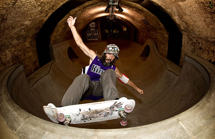 A space where skaters and sneakerheads alike can thrive