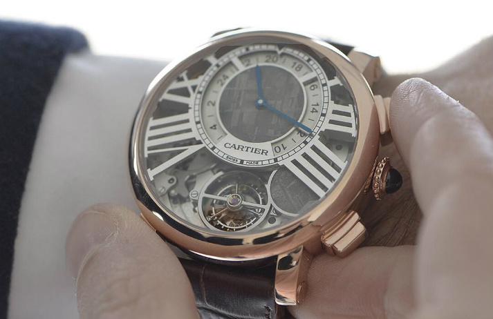 Instagram is working well for luxury watchmakers