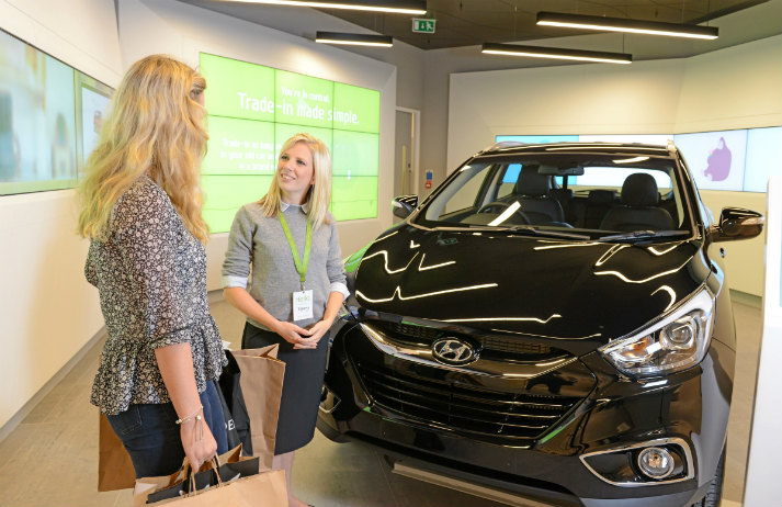Can Rockar make car buying as convenient as grocery shopping?