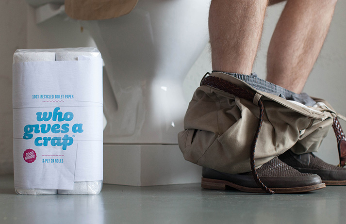 How can a loo roll brand inspire loyalty?
