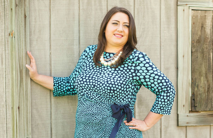 Gwynnie Bee is a plus-size clothing rental service