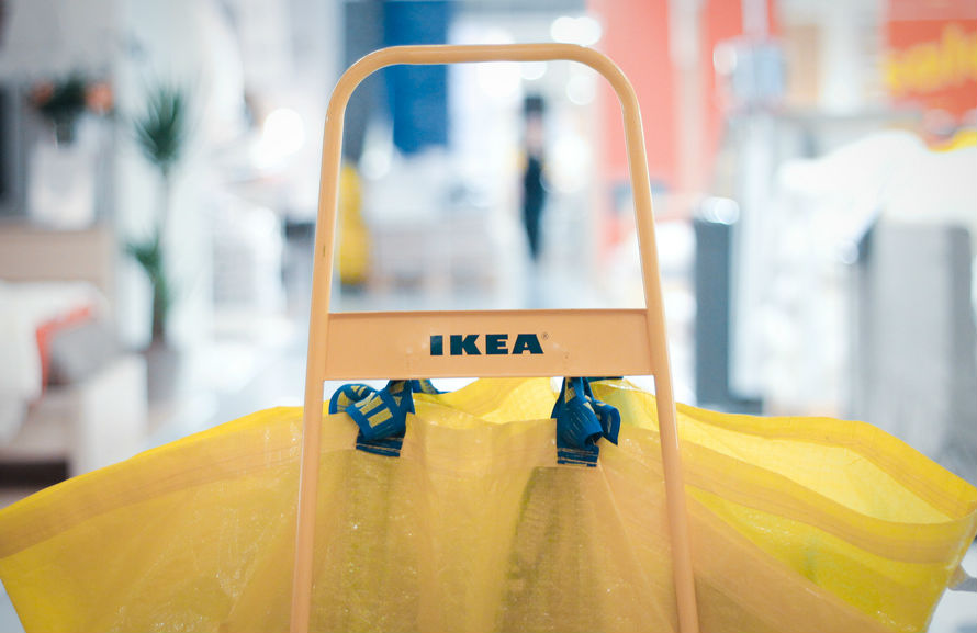 IKEA to use mushroom-based biodegradable packaging