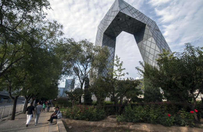 China puts a cap on its crazy architecture