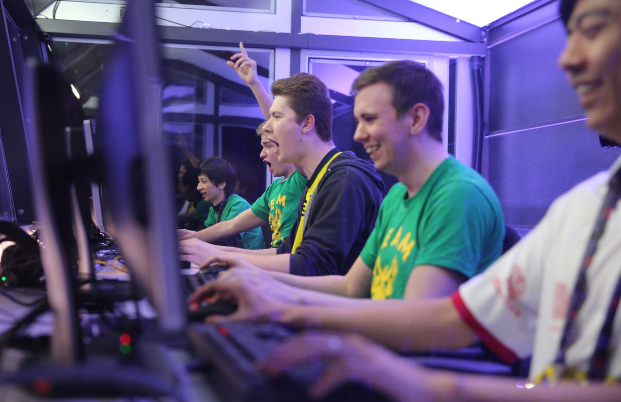 Young Consumers Shift to eSports