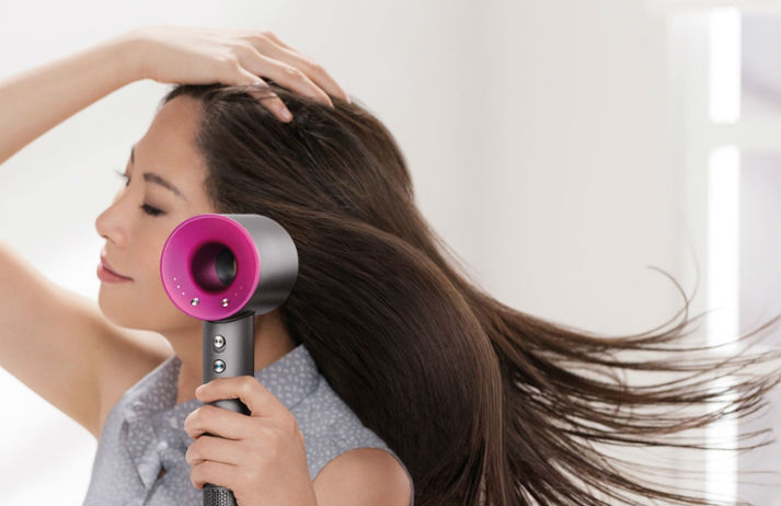 Dyson has launched a supersonic hairdryer