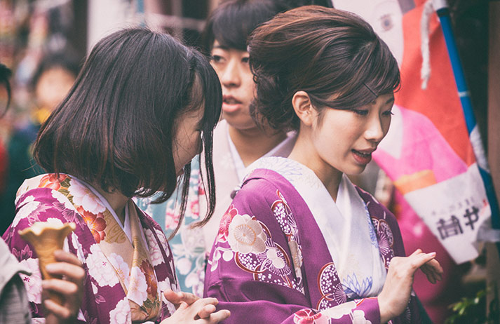 Young Japanese are finding their faith