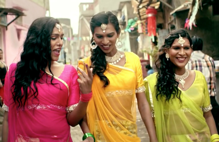 Transgender Indian pop group wins big at Cannes