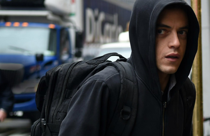 Mr. Robot's surprise release wins over viewers