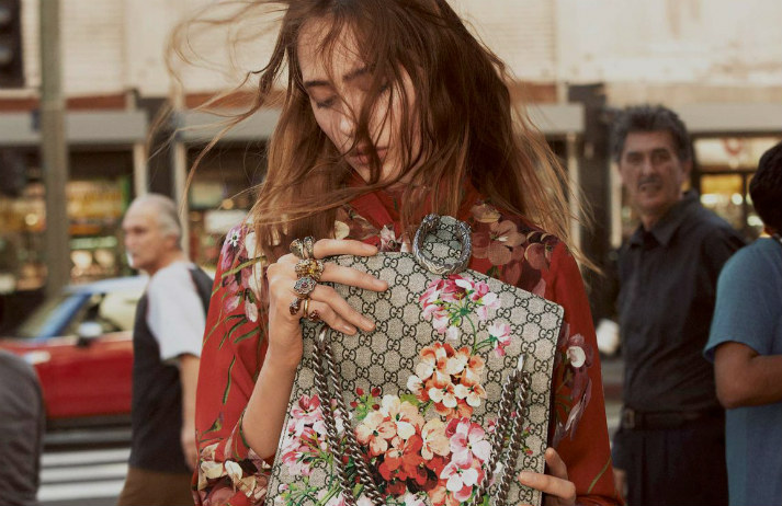 Gucci is handing creative control over to consumers