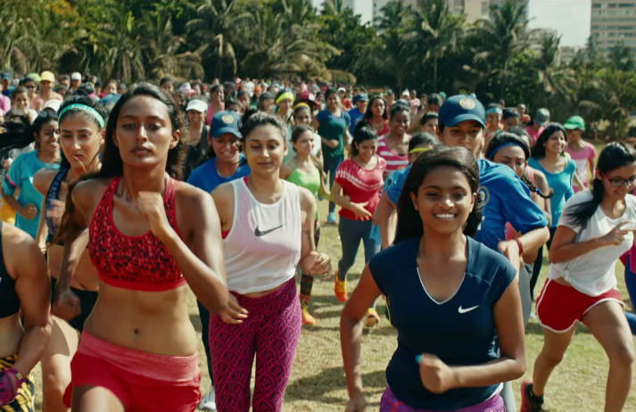 Nike wants women in India to take part in sports