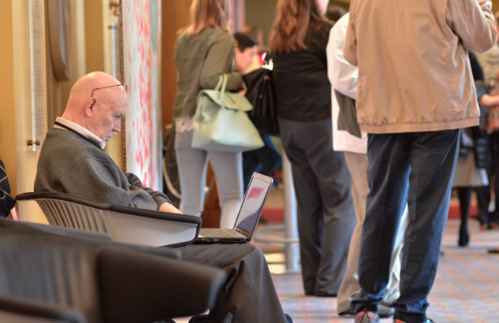 Boomers adopt tech as quickly as Gen Yers