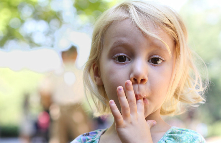 Kid Licks offers up edible, organic nail paint for tiny fashionistas