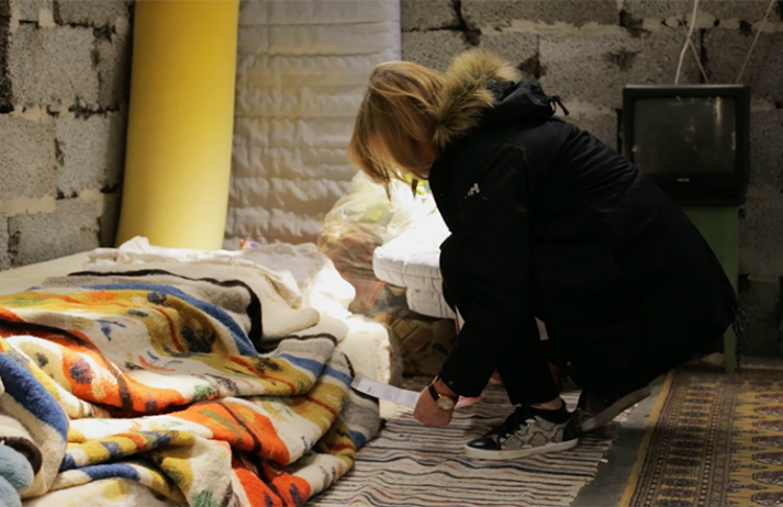 IKEA replicates a Syrian home to raise awareness