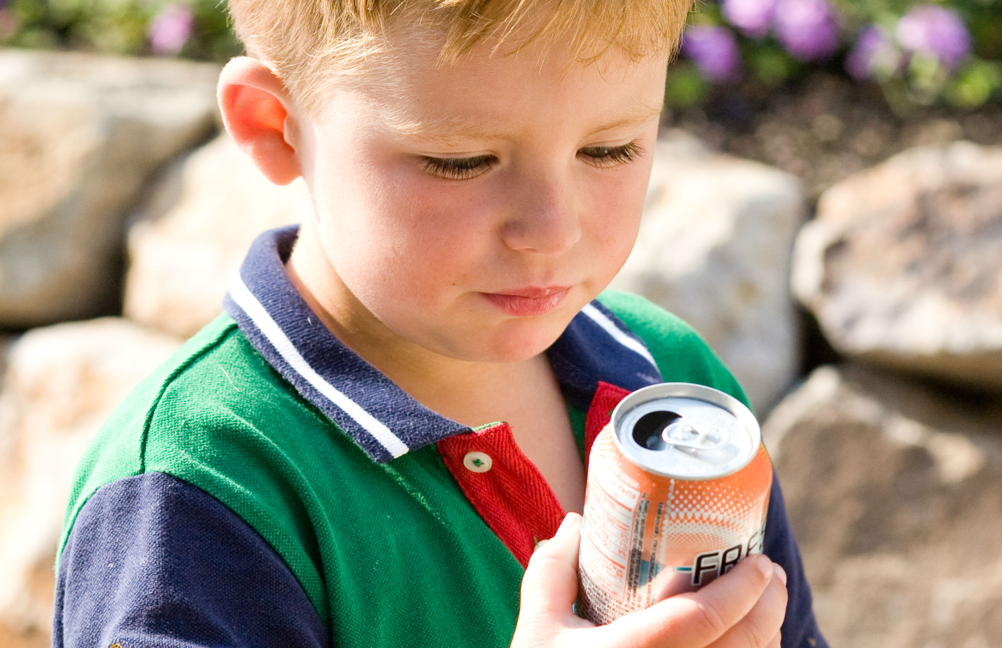 Kids are drinking more soda at home