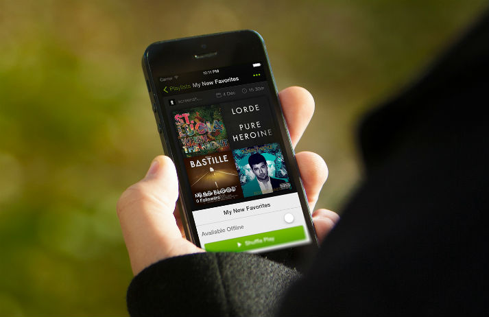 Spotify calls users out on their guilty pleasures