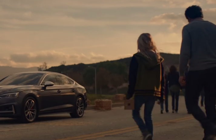 Audi is speaking up for gender equality
