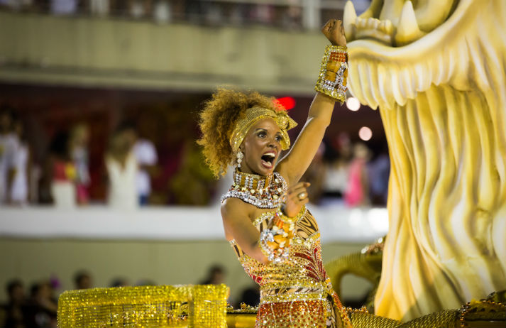 Brazil is cutting budget for Carnival