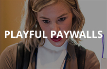 playful paywalls