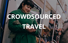 Crowdsourced Travel