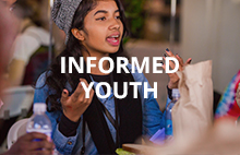 Informed youth
