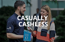 Casually Cashless