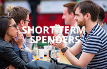 Short-term Spenders