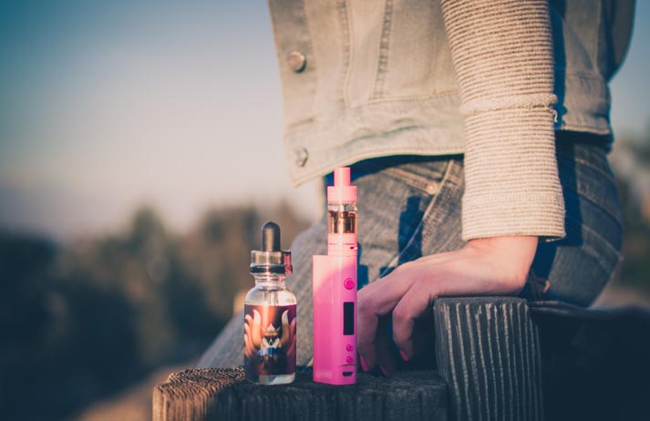 Teens are vaping flavour, not tobacco