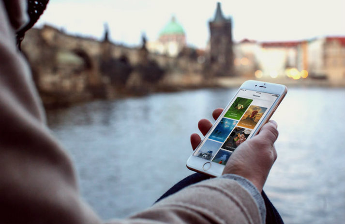 Trips is a photo-sharing app for travel junkies
