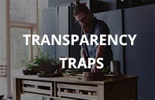 TRANSPARENCY TRAPS