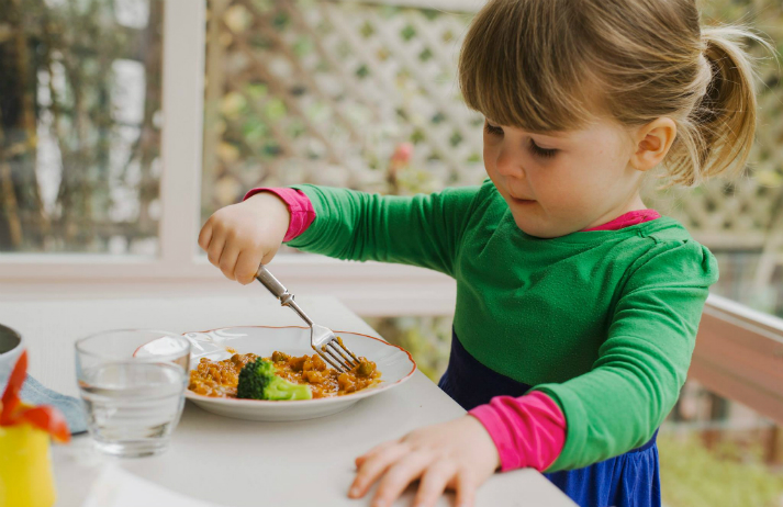 Little Dish makes healthy microwave meals for kids