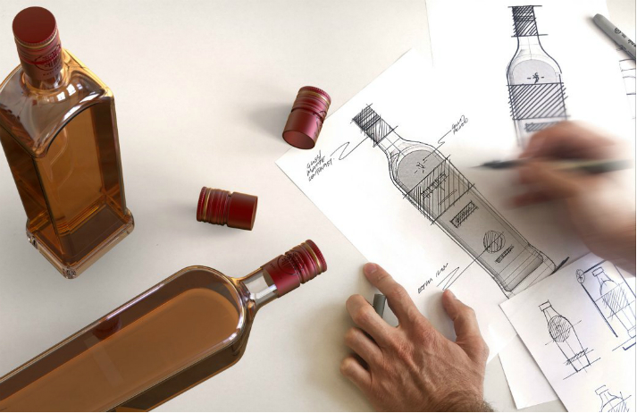 Johnnie Walker lets people personalise their whiskey
