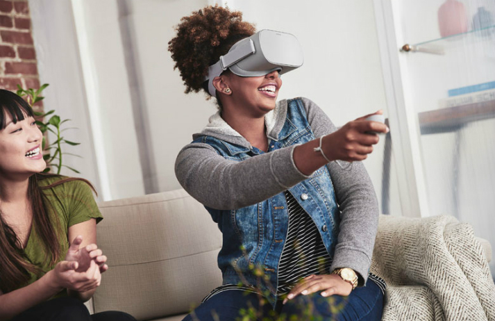 Oculus Go brings VR to the masses