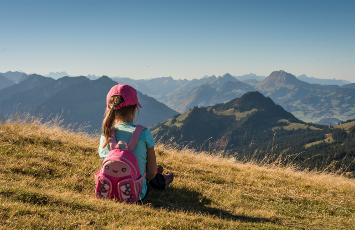 Girlguiding empowers young women to know their place