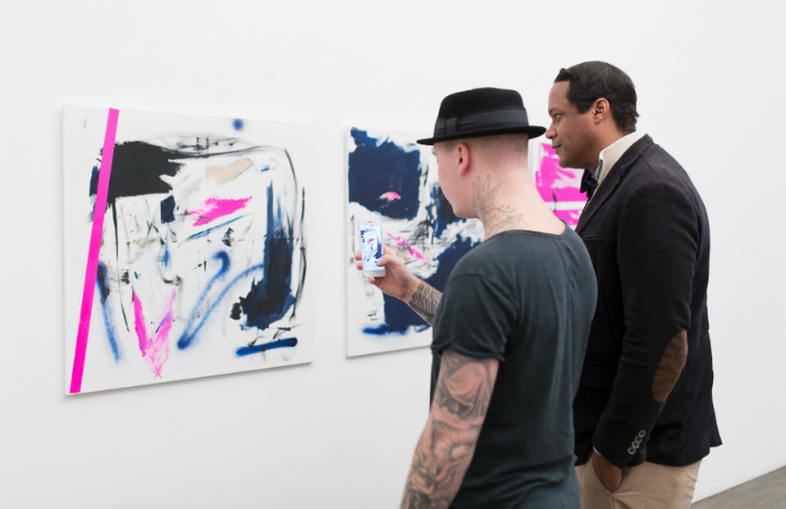How is the art world embracing e-commerce?