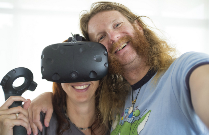 Facebook brings like-minded people together in VR Spaces