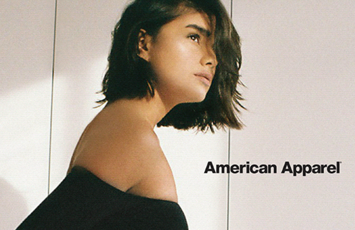 American Apparel relaunches as sexy but not sexualised