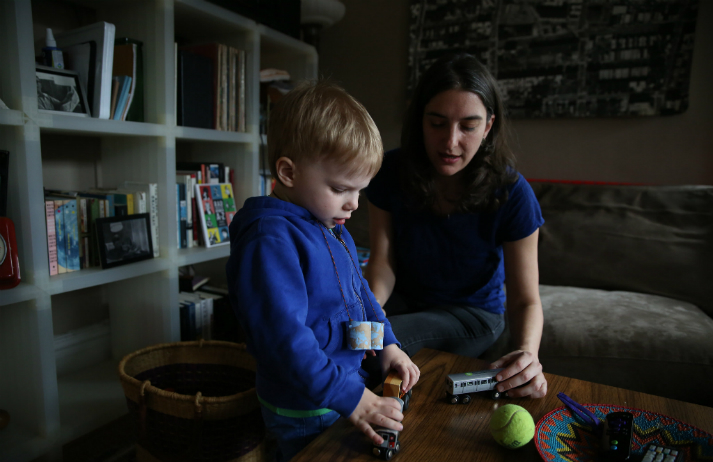 How can the smart home better cater to kids?