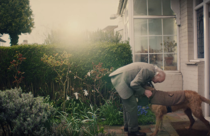 Pedigree's 'dog date' ad remedies Senior loneliness