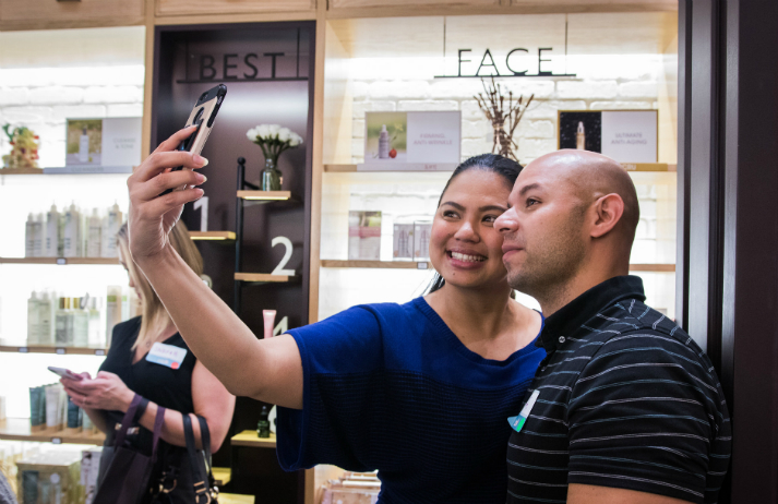 Tech is ensuring that beauty buyers get the right items first time