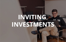 inviting investments