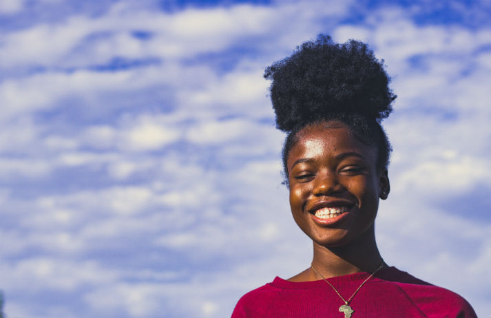 World Afro Day ads celebrate natural hair