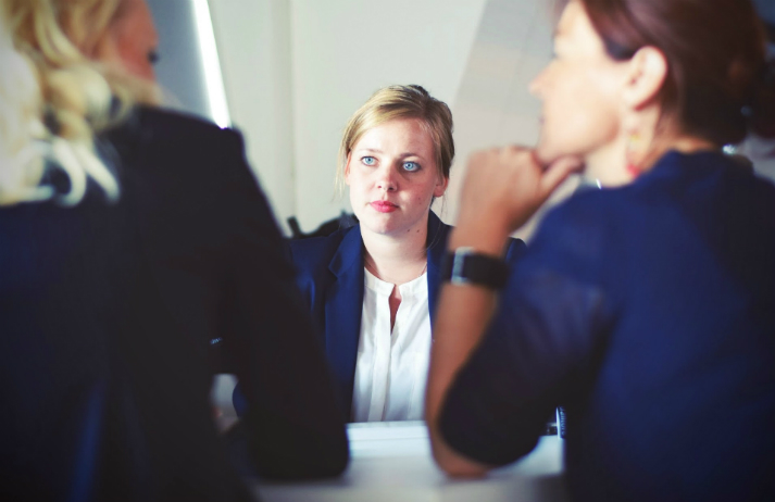 How can AI-led interviews help applicants stand out?