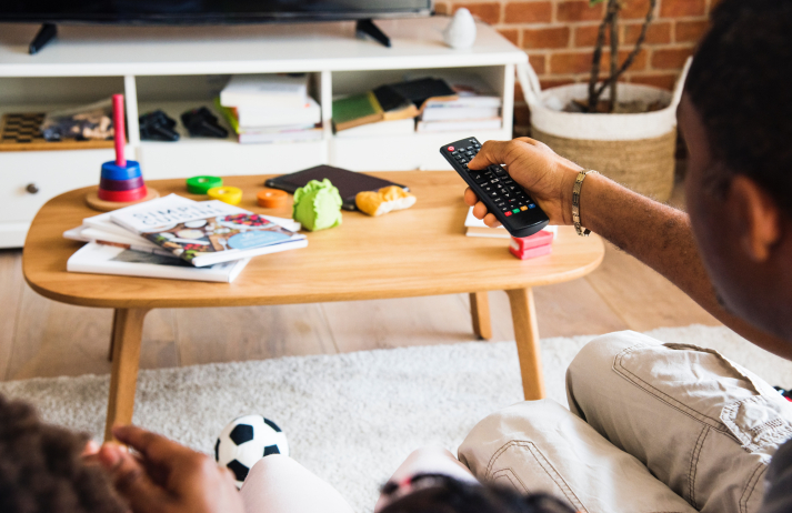 Viewers rely on live TV to connect with the real world