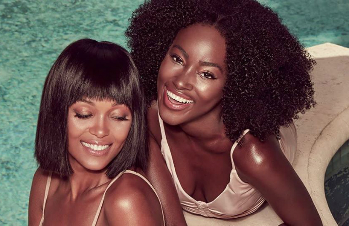 How is the beauty world better accommodating black women?