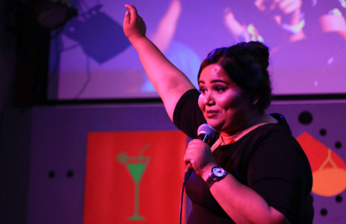 Female comedians are taking the spotlight in India