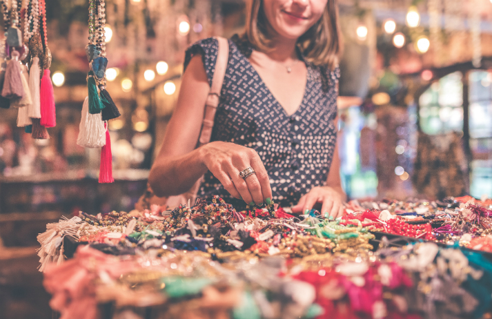 Retail therapy requires moderation to stay healthy