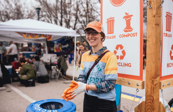 What motivates people to recycle?