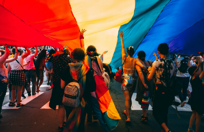 Flying the flag isn't enough to improve inclusivity